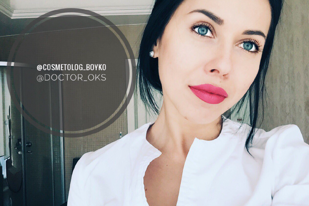 Сайт косметолога и диетолога в Санкт-Петербурге