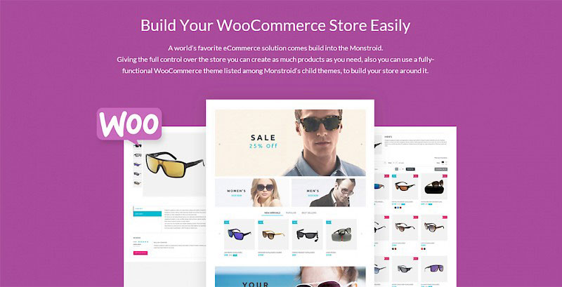 Обзор CMS для интернет-магазина в 2017: WooCommerce (WordPress).