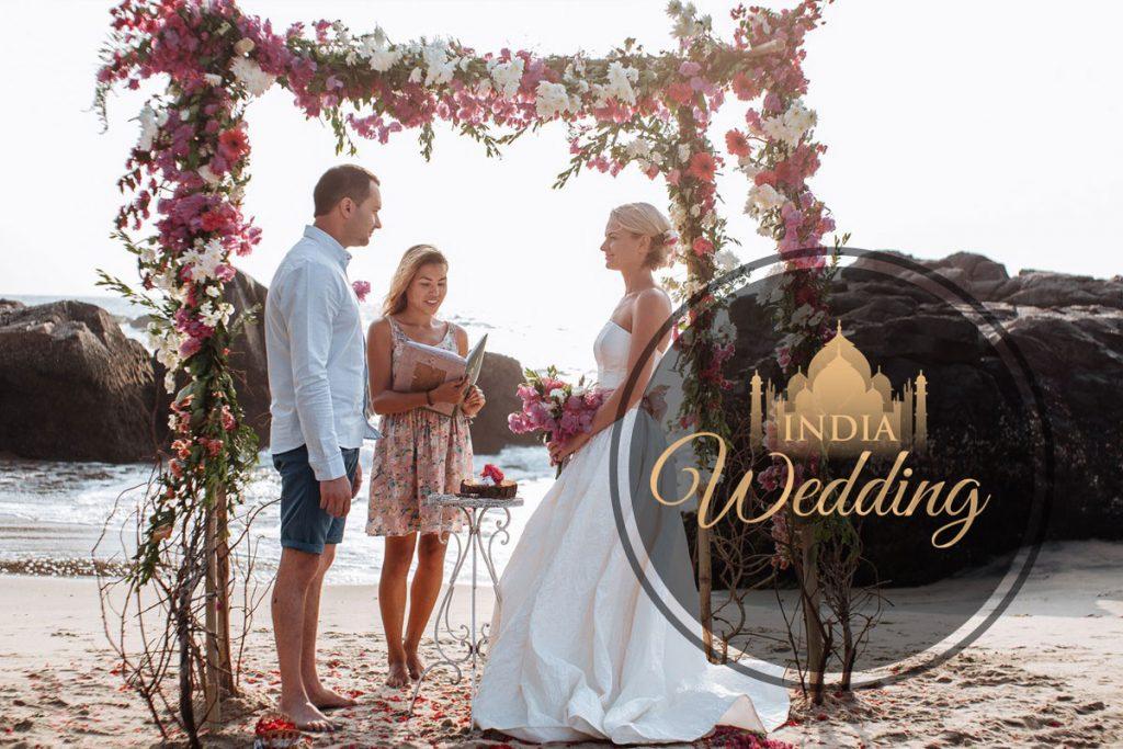 Сайт свадебного агентства в ГОА: от 0 заявок за год к 4 заявкам за неделю!