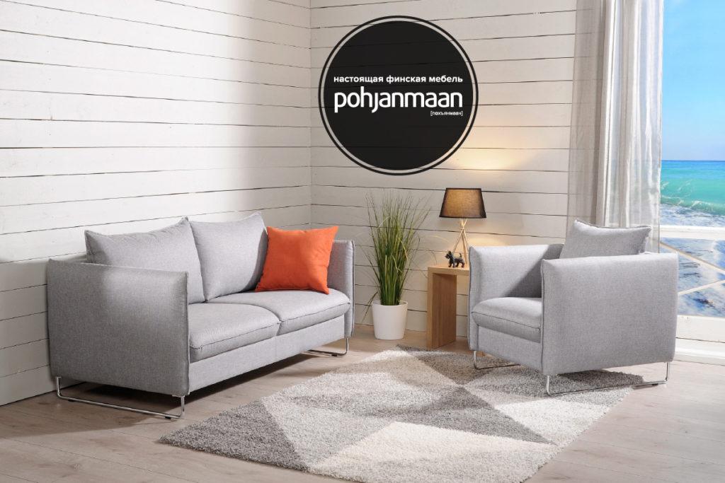 Продвижение в Instagram салона мебели Pohjanmaan