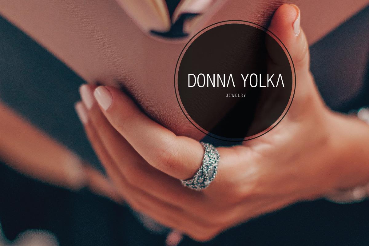 Разработка интернет-магазина ювелирных изделий Donna Yolka