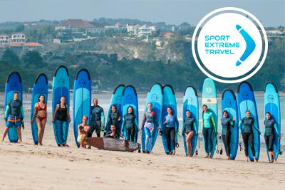 Разработка сайта для туристической компании и школы сёрфинга — Sportextravel