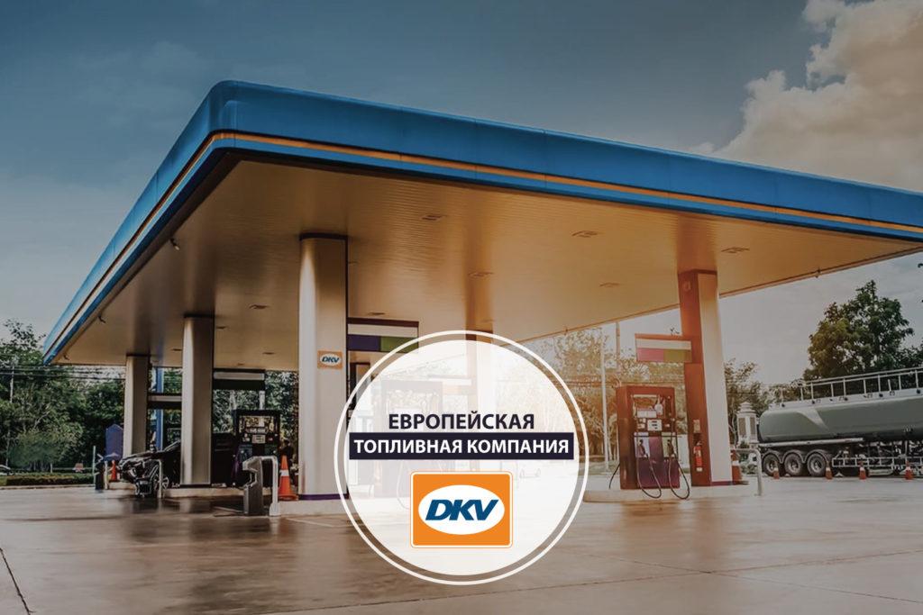 Разработка стратегии продвижения топливной компании DKV Euro Service Rus